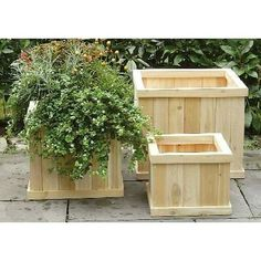 For wooden deck planters that stand the test of time, our English Garden Cedar Planter is a rot-resistant, durable and lively container. Constructed out of northern white cedar, these outdoor wood planters are sanded to display the inherently beautiful wo Outdoor Planter Boxes, Square Planter Boxes, Deck Planters, Cedar Planter Box, Wooden Planter Boxes, Plastic Planter Boxes, Wood Planter Box, Indoor Planters, Planter Bench