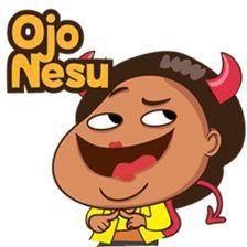 Mbok Ayu dari Jawa vol 2 ( bahasa jawa ) - Stiker LINE Cute Love Gif, Cute Love Quotes, Cartoon Jokes, Cartoon Gifs, Emoji Images, Javanese, Marriage Life, Islamic Pictures, Funny Stickers