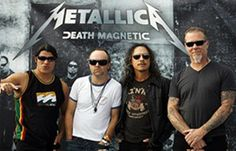 Metallica to play in Abu Dhabi on October 25 - Emirates 24|7