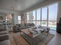 LUXHABITAT | Stunning 3 bed in Marina Residence Palm Dubai