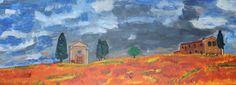 Detail van Val d'Orcia (verkocht)