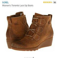 a6d9771e2d Sorel Wedges 1950s Fashion Dresses, Clothes Encounters, Bootie Boots,  Heeled Boots, Shoe