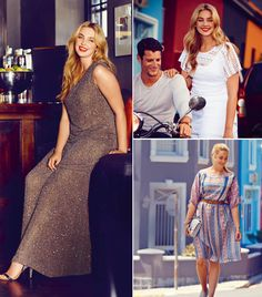 Read the article 'Summer in the City: 8 New Plus Size Sewing Patterns ' in the BurdaStyle blog 'Daily Thread'.