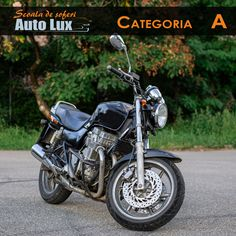 #scoala #de #soferi #AutoLux #SatuMare #CatA #moto #Honda Moto Honda, Cata, Motorcycle, Vehicles, Motorbikes, Rolling Stock, Motorcycles, Vehicle, Engine