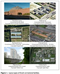 The authors suspected that the panopticon layout, dreamt up by social reformer jeremy bentham in the late would be the most detrimental to inmate Architecture Logo, Architecture Portfolio, National Police Service, Portfolio Architect, Building Layout, Concrete Color, Open Layout, Cool Designs, Mansions