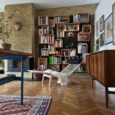 Deck Chair, pp524 designed by Hans J. Wegner, crafted by PP Møbler. Photo: Katja Kejser Pedersen