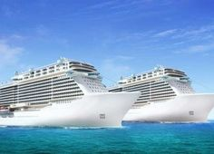 Norwegian Cruise Line Orders Two Large New Cruise Ships