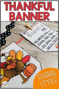 Are you looking for a quick and fun Thanksgiving writing activity for your classroom? Thanksgiving Classroom Activities, Thanksgiving Bulletin Boards, Thanksgiving Writing, Thanksgiving Banner, Thanksgiving Projects, Kindergarten Activities, Writing Activities, November Bulletin Boards, Writing Ideas