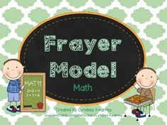 a great graphic organizer that can be used as a daily activity to reinforce various math