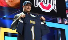 Joey Bosa's play could expose overrated preseason = Joey Bosa missed the entire preseason with the Chargers, holding out until this week. There's one game left, which it's doubtful he'll participate in at all. The Chargers had a very lackluster pass rush, though, so they'll need.....