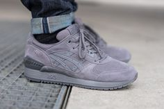 On-Foot: Asics Gel Respector 'Carbon' - EU Kicks: Sneaker Magazine