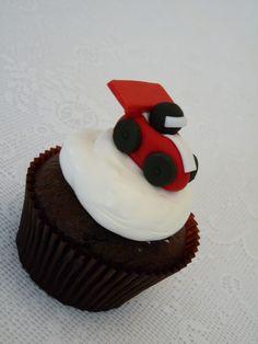 vavooma!  #cupcake #car