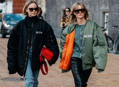 Best street styles from Copenhagen fashion week :))))
