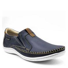 Compra online estos modernos y vanguardistas Mocasines 86003 Azul. Despacho a domicilio. ¡Entra aquí!