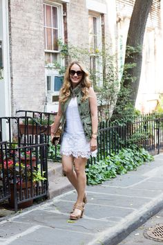 abercrombie summer favorites - grace atwood, the stripe