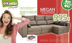 Estás amueblando el #piso y no sabes que# sofá comprar?. Acércate a la #tienda más próxima de #oksofás y te daremos la #solución.  http://www.oksofas.es/buscador-de-tiendas