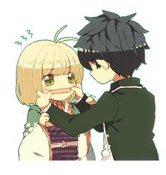 Shiemi and Rin