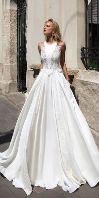 Oksana Mukha Wedding Dresses 2017 ❤ See more: www.weddingforwar… #weddings