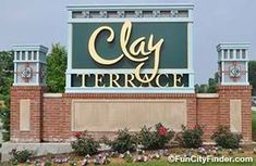 Clay Terrace Indianapolis North Shopping Mall Carmel Indiana ...