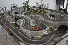 Mountain circuit