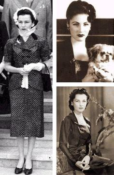 The Polyglot: Style Icon: Princess Fawzia of Egypt. love this photo for Princess Fawzia. Fawzia Fuad Of Egypt, Old Photos, Vintage Photos, Old Egypt, Cairo Egypt, African Royalty, Portraits, Women In History, King Queen