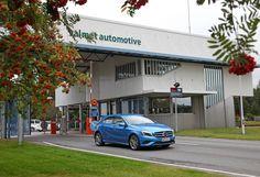3 syytä, jotka houkuttelivat insinöörin palaamaan Valmet Automotivelle