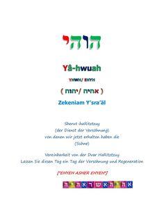 whle-leben by Keiyah ben Yâ-hwuah via Slideshare