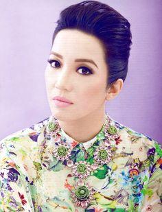 una rosa Filipina Beauty, Filipiniana, Pinoy, Celebs, Celebrities, Classy And Fabulous, Coco Chanel, Fashion Prints, Philippines