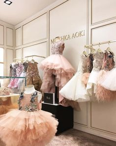 Kids Clothing Stores Near Me Little Girl Dresses, Girls Dresses, Flower Girl Dresses, Prom Dresses, Clothing Store Displays, Clothing Stores, Kids Clothing, Bridal Boutique Interior, Dress Anak