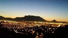 From Tygerberg Hills Jan 2015 Cape Town, Travel Destinations, City, World, Image, Beautiful, The World, Destinations, City Drawing