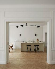 Minimalist Kitchen, Minimalist Design, Minimalist Scandinavian, Scandinavian Living, Scandinavian Interior, Minimalist Decor, Modern Minimalist, Küchen Design, Interior Design