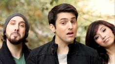 Mitch Grassi of Pentatonix. I love how he looks in this video, and his voice is absolutely magical! :)