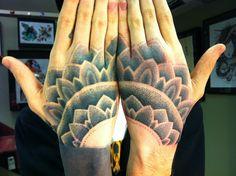 heavy mods, Tattoos by Tamara Leeof Black Garden Tattoo