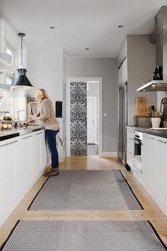 Ylva Skarp's home in Sweden