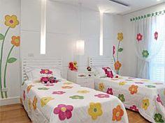 Decoração para quarto de irmãs