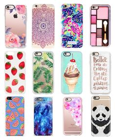 """""""Phone cases"""" by lucypanda on Polyvore featuring interior, interiors, interior design, home, home decor, interior decorating, Casetify, Lilly Pulitzer, Sonix and The Small Print."""