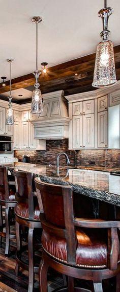 gorgeous kitchen. charisma design