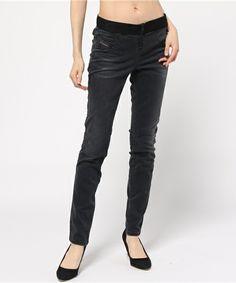 00SFIT0670A(デニムパンツ)|DIESEL(ディーゼル)のファッション通販 - ZOZOTOWN