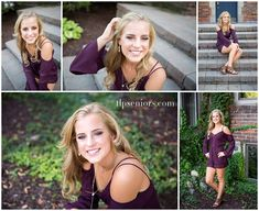 Hailey - Plymouth High School Class of 2016 - Senior Pictures