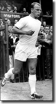 John Charles was an imposing figure even in but things had gone against him on the field since his return to Elland Road Pure Football, Football Icon, Retro Football, Vintage Football, Football Soccer, Football Shirts, Football Players, Leeds United Football, Leeds United Fc