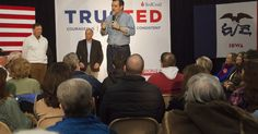 Immigration is a persistent hot topic on the Iowa campaign trail. And it quickly can turn personal.