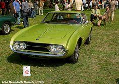 GHIA G230S PROTOTIPO (1963) 6 cilindri 2279 cm³ Carrozzeria Coupé Ghia | Flickr - Photo Sharing!
