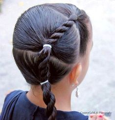 Fantastic Pic Scene Hair braids Tips Finding picture hair cuts that appear great although not motto can be difficult, to some extent and Lil Girl Hairstyles, Princess Hairstyles, Winter Hairstyles, Twist Hairstyles, Natural Kids Hairstyles, Toddler Hairstyles, Hairdos, Good Hair, Girl Hair Dos