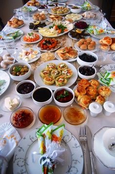 Turkish Breakfast • Turkish food