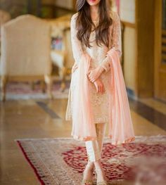 Coolest dress color for eid wearing Beautiful Dresses, Nice Dresses, Casual Dresses, Flower Girl Dresses, Simple Dresses, Pakistani Outfits, Indian Outfits, Pakistani Girl, Wedding Party Dresses