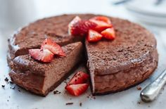 Light chocolate cheesecake...  25mins to prepare.. and 50mins to cook.. Serves 8...