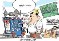 Christie by David Fitzsimmons, the staff cartoonist for the Arizona Star, and his cartoons are syndicated worldwide by Cagle Cartoons.