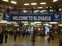 Bratislava hlavná stanica | Bratislava Central Station in Bratislava, Bratislavský kraj