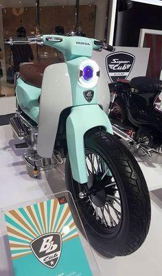 Honda BB Cub Concept