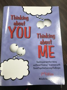 Social Thinking, Thinking Of You, Perspective Taking, Challenges, Teaching, Frame, Thinking About You, A Frame, Learning